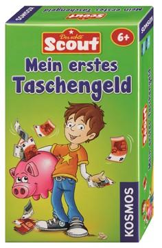 """Scout Spiel """"Mein erstes Taschengeld"""""""