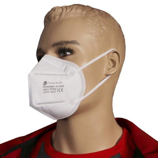 Mund-Nasen-Maske FFP-2, 1Pack = 10 Stück