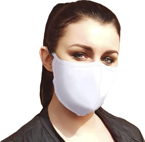 Mund-Nasen-Maske, wiederverwendbar - 5 Stück