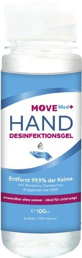 Desinfektions-Handgel